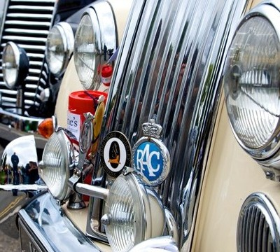 Isle of Wight Classic Car Extravaganza 2016