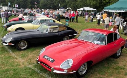 Jaguar Car Club isle of Wight