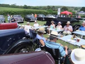 Vectis Classic car Club