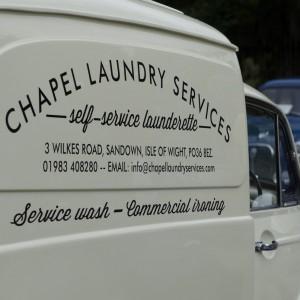 Isle of Wight Classic Car Show 2016 Morris Minor Van